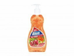 Ailem Liquid Hand Soap 400 ml Orange