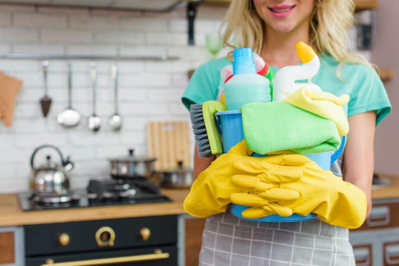 Pratik Ev Temizlik Önerileri