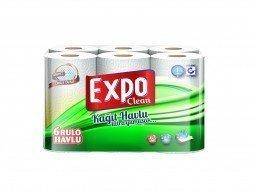 Expo Clean 6'lı Rulo Havlu