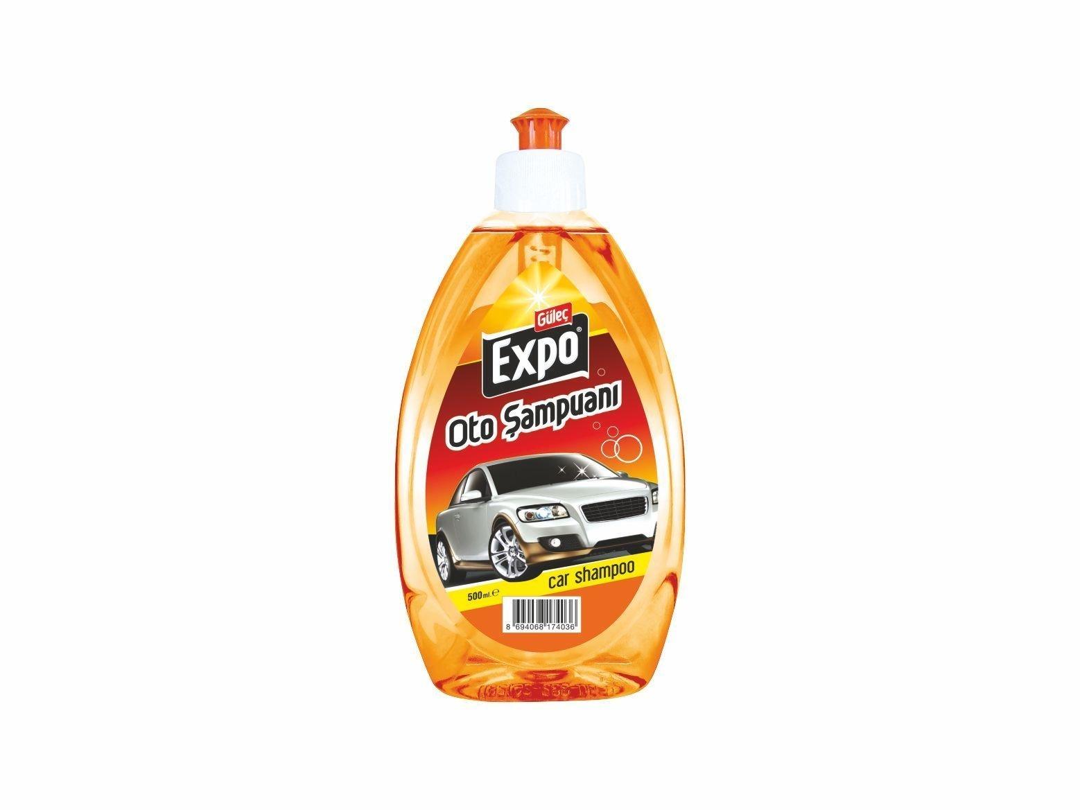 Expo Oto Şampuanı 500 ml