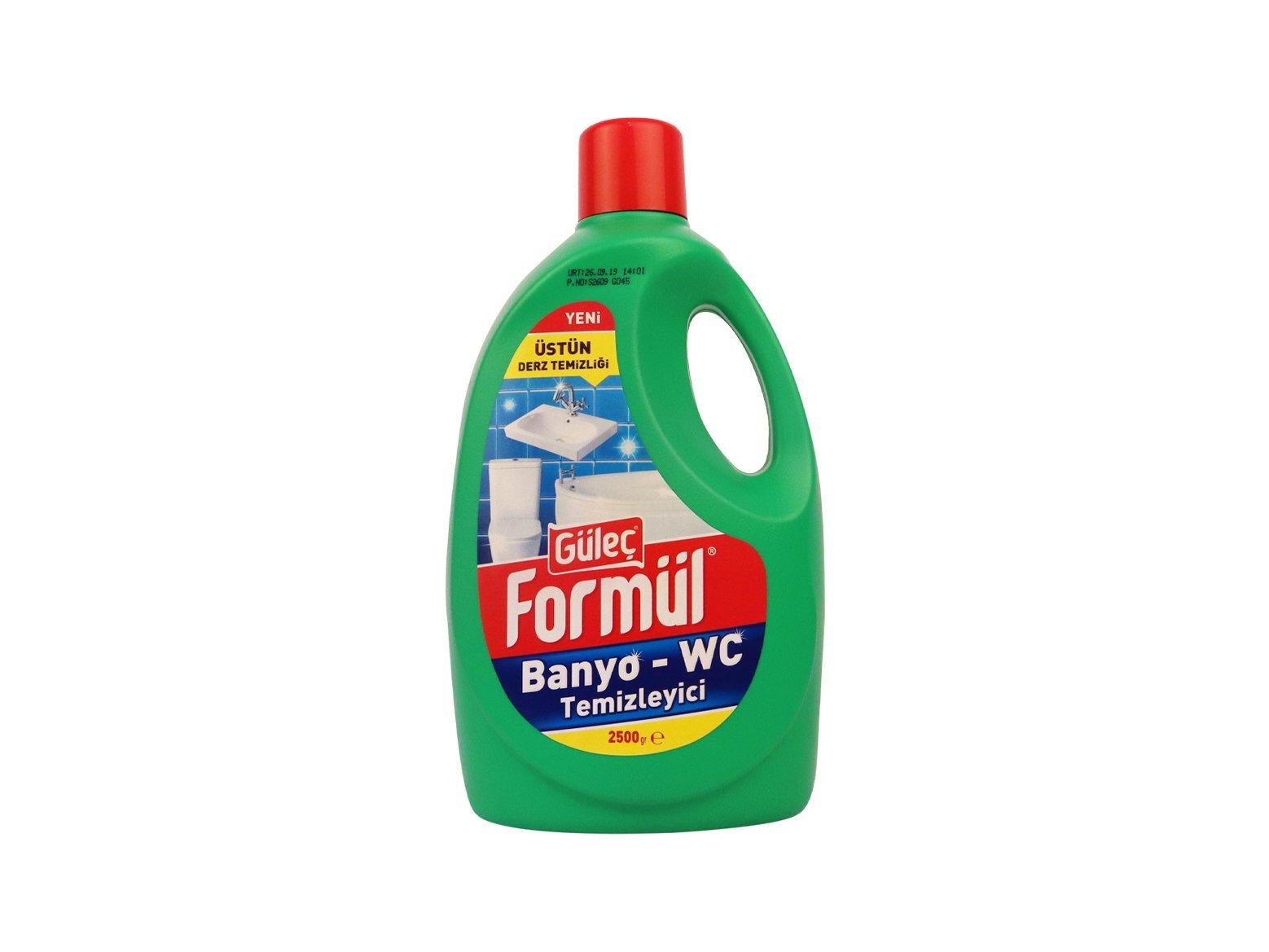 Formül Banyo-Wc Parlatıcı 2500 ml
