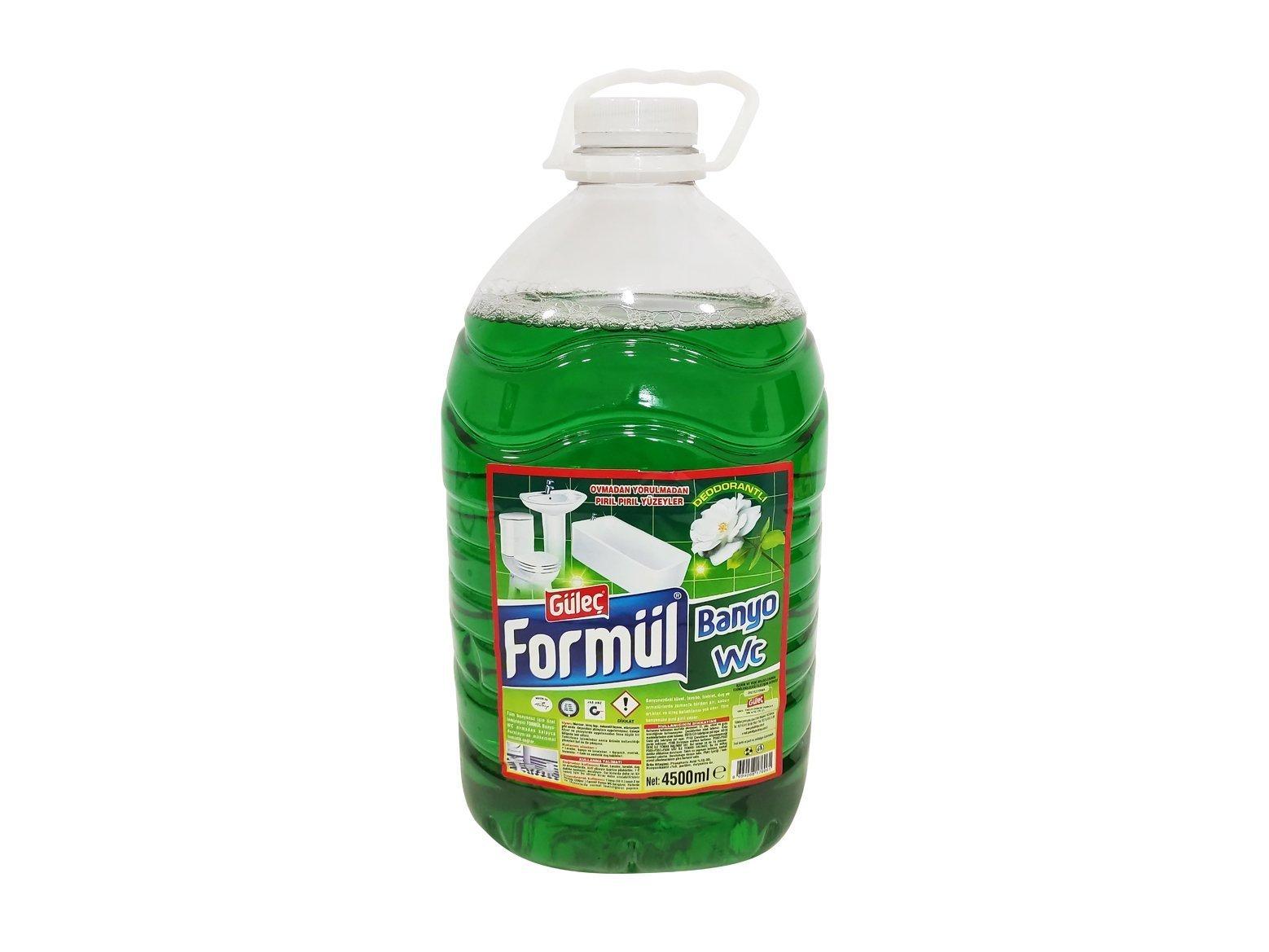 Formül Banyo-Wc Parlatıcı 5000 ml