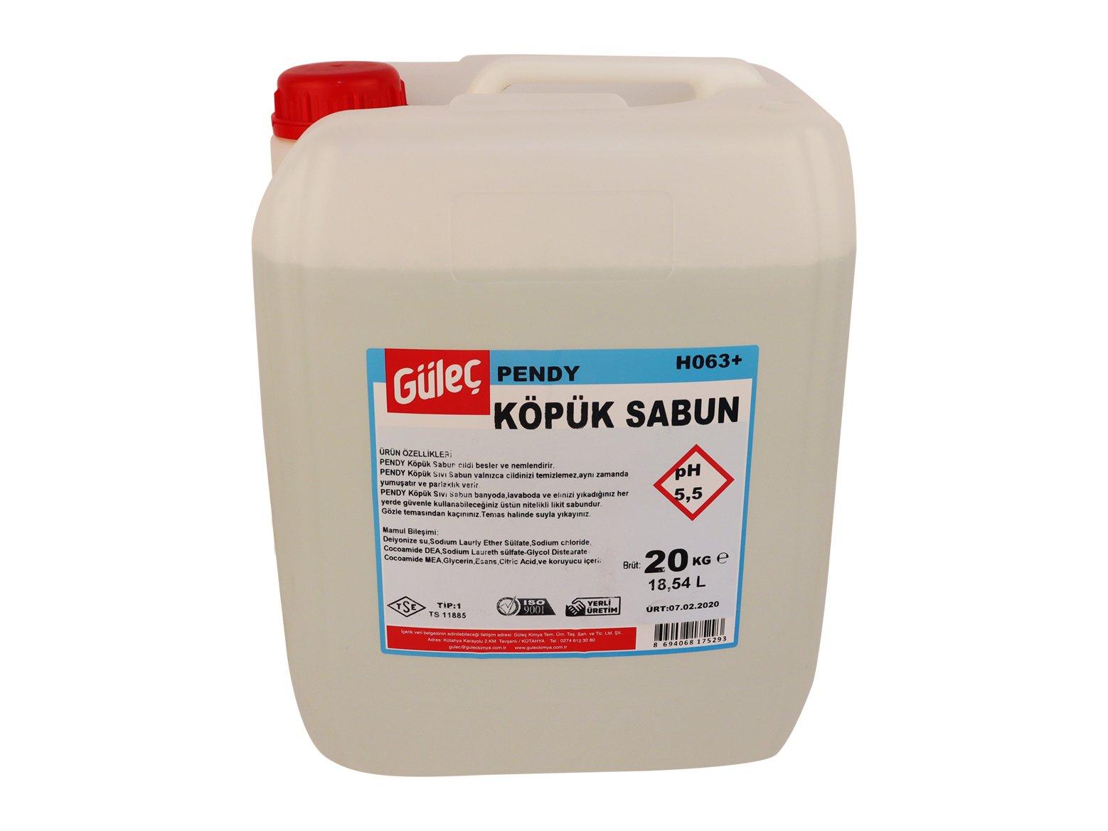 Pendy Köpük Sabun